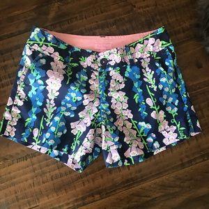 Lilly Pulitzer Callahan Shorts Size 0
